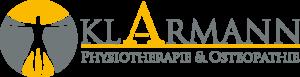 Klarmann Physiotherapie Osteopathie 300x77